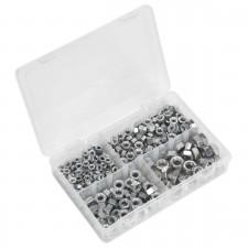 Steel Nuts - Metric