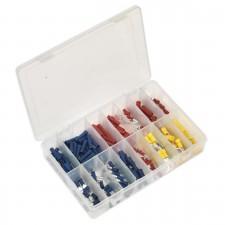 Crimp Terminals - Asstd Colours