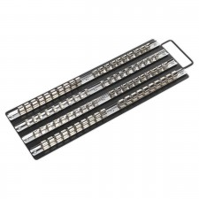Socket/Tool Rails & Trays