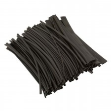 Heat Shrink Tubing - Black