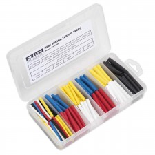 Heat Shrink Tubing - Asstd Colours